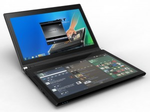 Acer Iconia Dual Screen Touchbook