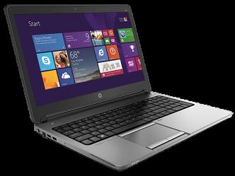 ProBooki są laptopami biznesowymi, choć z pewnością nie tak prestiżowymi jak droższe od nich EliteBooki