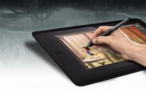 Pojawienie się na rynku ekranowych tabletów graficznych otworzyło grafikom i ilustratorom nowe możliwości, z których najważniejszą jest rysowanie bezpośrednio na ekranie